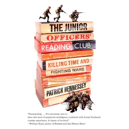 The Junior Officers' Reading Club : Killing Time and Fighting