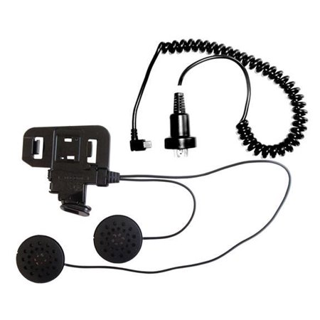 Nolan CNCOM00000004 N-Com MCS Basic Kit 2 for N104 Helmets