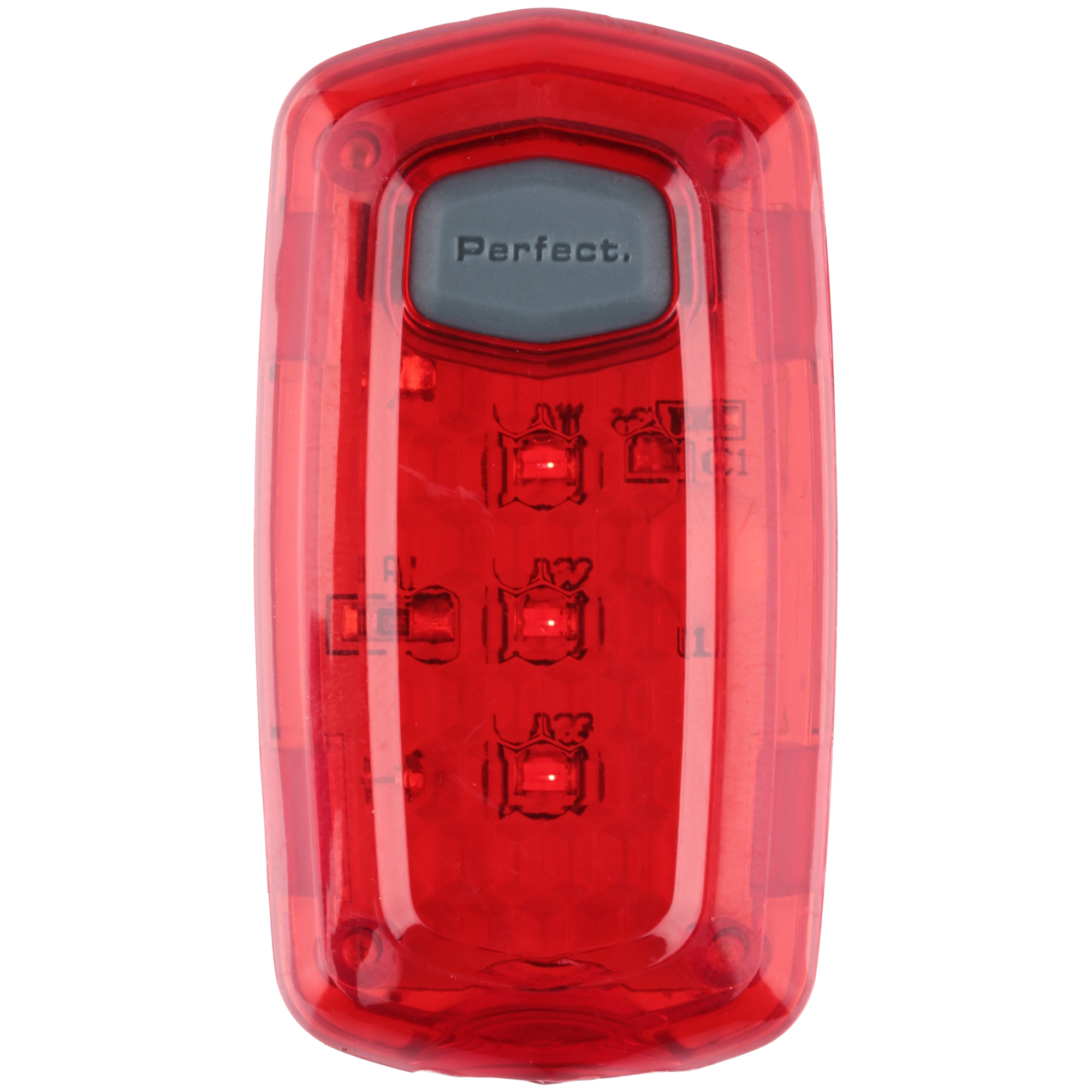 Perfect® LED Safety Light Carded Pack