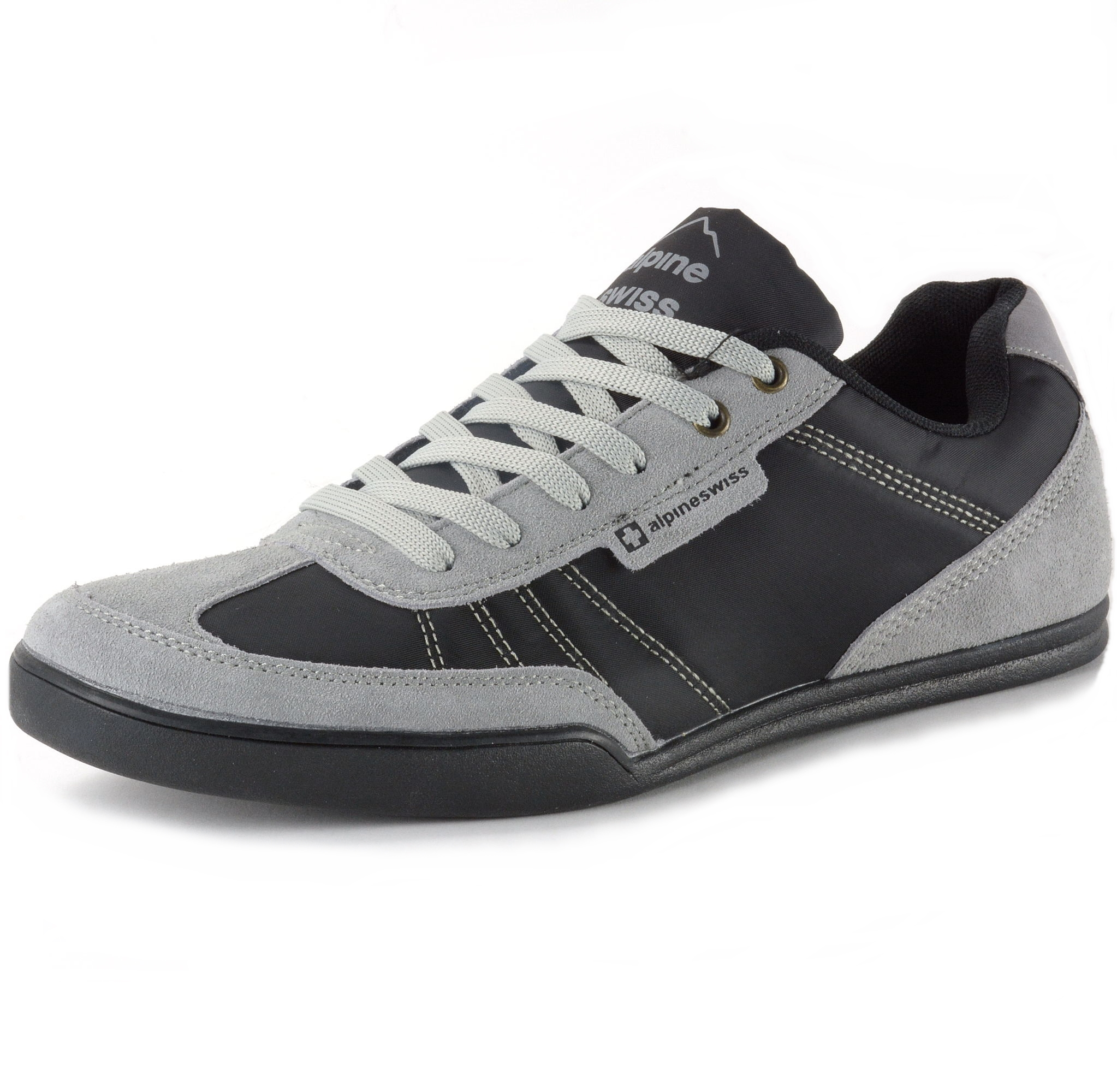 Alpine Swiss Marco Men's Fashion Sneakers Retro Tennis Shoes Athletic Trainers