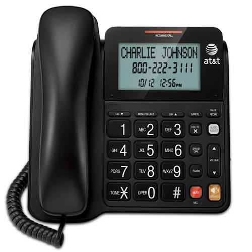 AT&T CL2940 Corded Phone w/ Caller ID / Call Waiting Feature