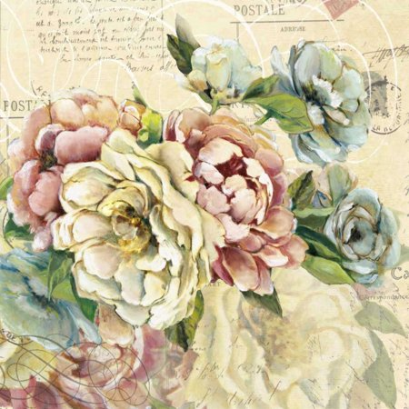 Scented Letter II Poster Print by Carol Robinson