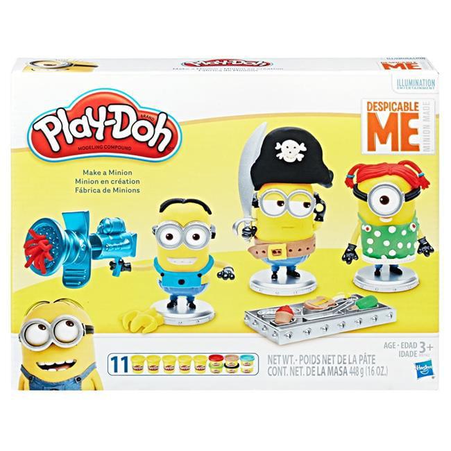 Hasbro HSBB9742 Play-Doh Make A Minion Toys