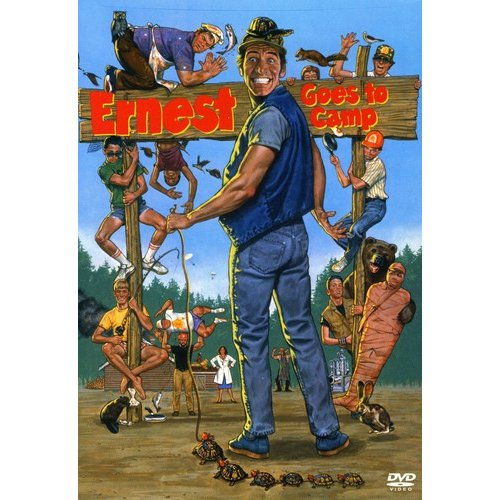 ERNEST GOES TO CAMP (DVD)