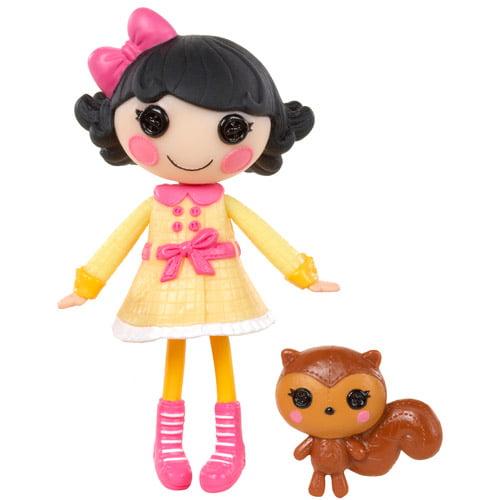 Mini Lalaloopsy Snowy Fairest Doll