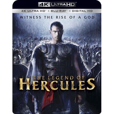 The Legend of Hercules (4K Ultra HD) (Hercules Villain)