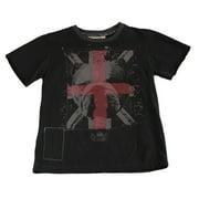 Religion Toddler Boy's Printed Short Sleeve Shirt