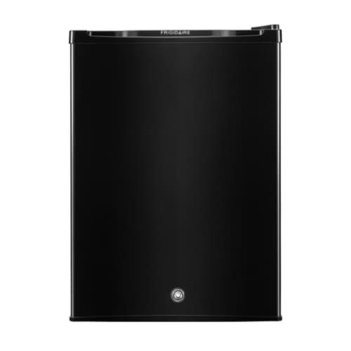 Frigidaire Refrigerator, 2.4 cu ft, Black - FFPE2411QB