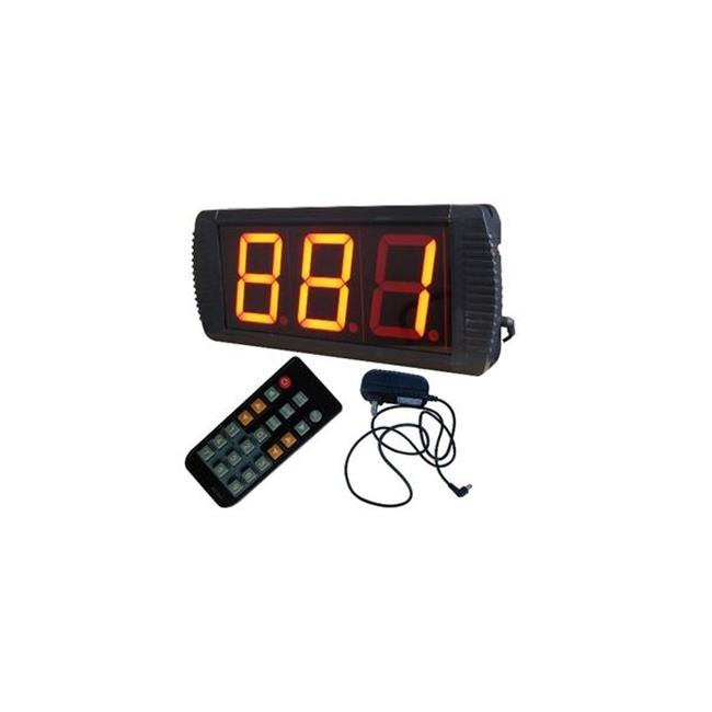 Ganxin IN3D4R-D 4 in. 3 Digits LED Seconds Timer, Support...
