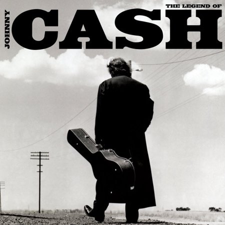Legend Of Johnny Cash  Vinyl
