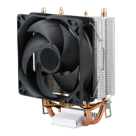 Imed Pc - PC CPU Cooler Fan Cooling Heatsink Radiator with Dual Looped Direct Contact Heat