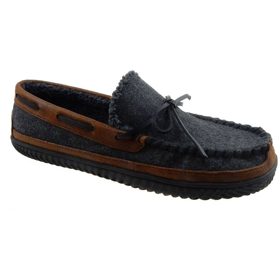 Faded Glory Men's Combo Moccasin by CJCHT GROUPS LIMITED