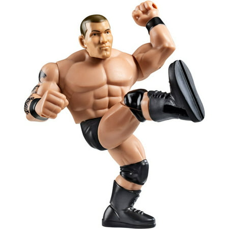 WWE Power Slammers Action Figure, Randy Orton