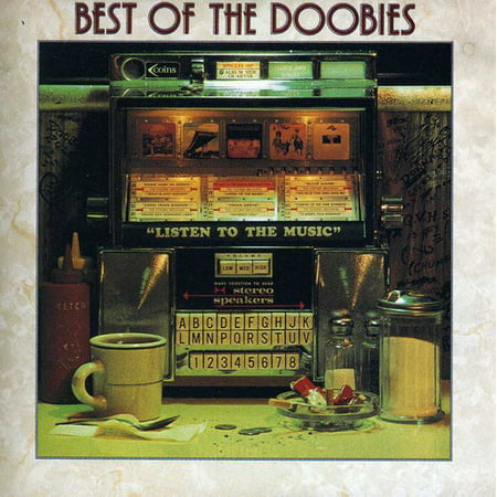 The Best Of The Doobies (CD)