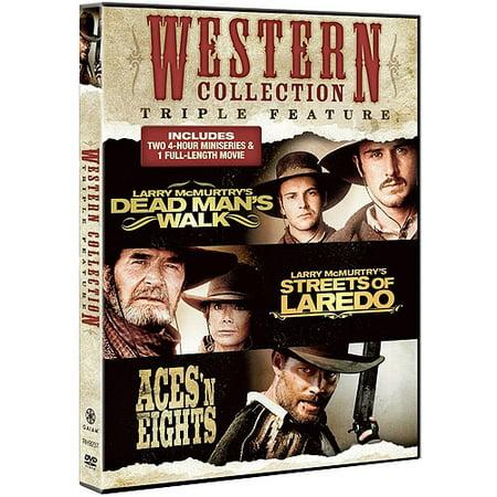 Walking On The Street Halloween (Western Collection Triple Feature: Dead Man's Walk / Streets Of Laredo / Aces 'n')