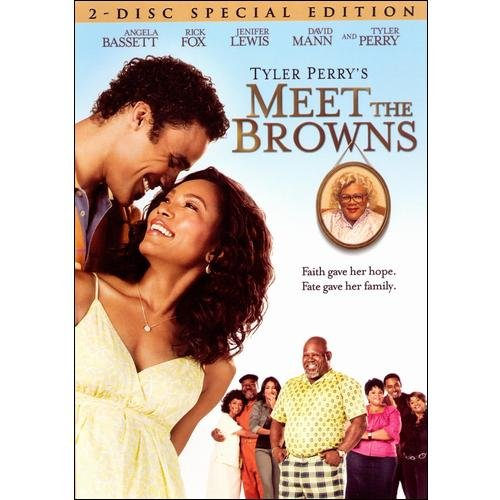 Tyler Perry's Meet The Browns (Widescreen)