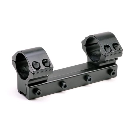 Hammers One Piece High Power Magnum Airgun Scope Mount AM4L w/ Screw-in Stop