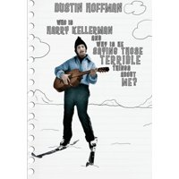 Who Is Harry Kellerman And Why Is He Saying Those Terrible Things About Me? (DVD)