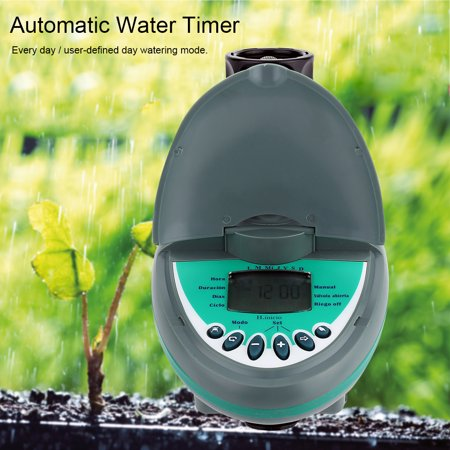 Automatic Smart LCD Display Electronic Garden Water Timer Watering Irrigation System Controller, Automatic Water Timer, Irrigation