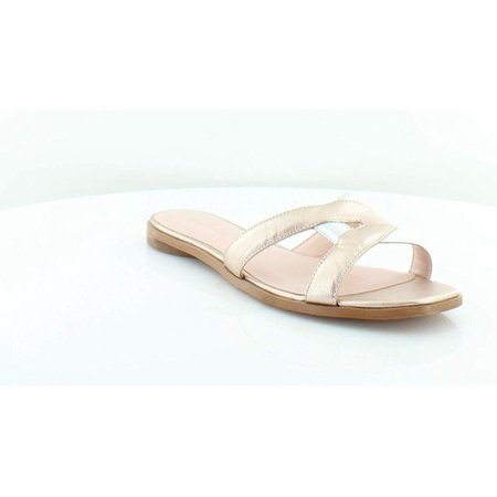 Avec Les Filles Womens Blaye Open Toe Casual Slide Sandals - image 2 of 2