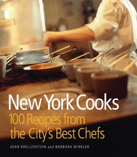 New York Cooks: 100 Recipes from the City's Best Chefs - image 1 de 1