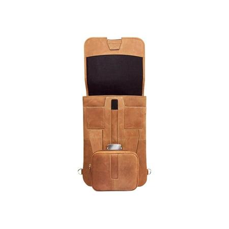 Premium Leather iPad Pro Flight Jacket