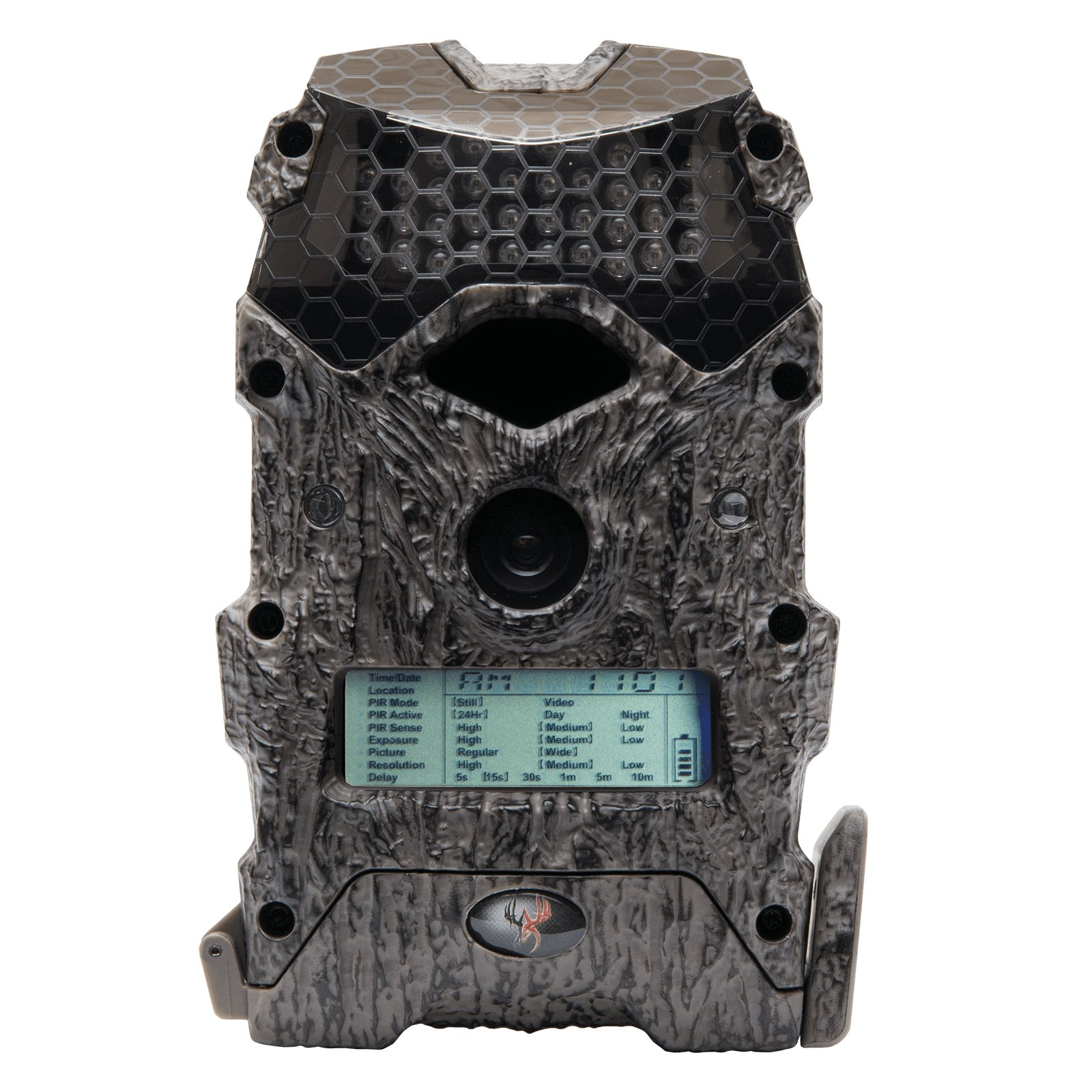 Wildgame Innovations Mirage 16 16MP 720p Video Hunting Game Trail Camera, Camo - image 5 of 5