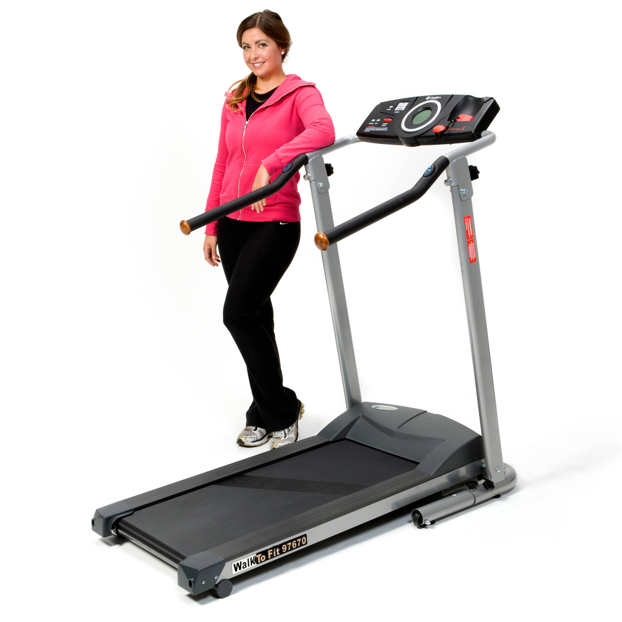 Exerpeutic 350 Heavy Duty Fitness Walking Electric Treadmill