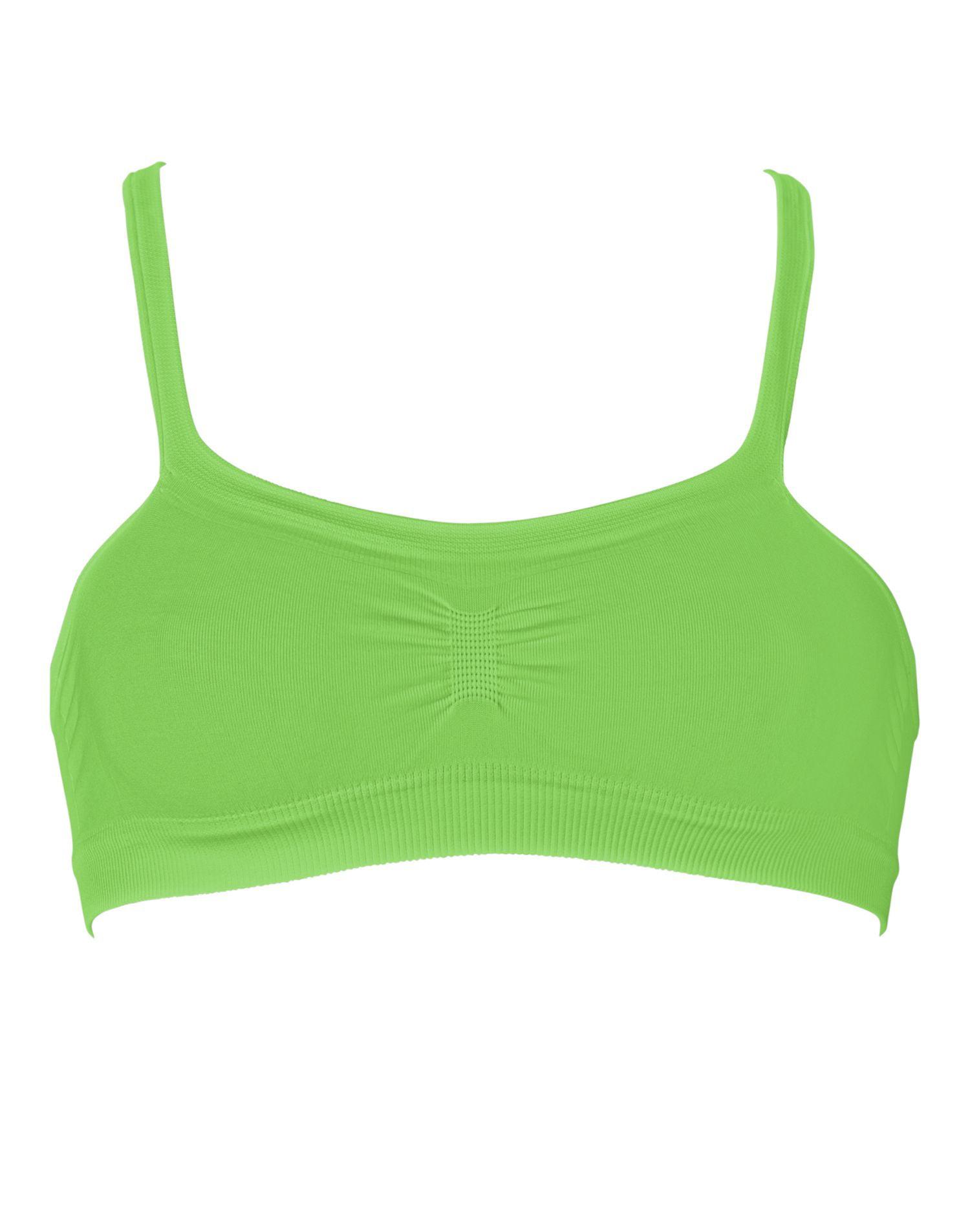 Hanes - Hanes Girls` Seamless The Bandini - Best-Seller, H134, XL, Nude/Navy  Glisten - Walmart.com