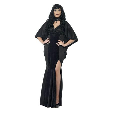 Women's Curves Dark Sorceress Plus (Women's Curves Dark Sorceress Plus Costumes)