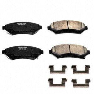 Power Stop 17-699 Z17 Evolution Plus Brake Pad