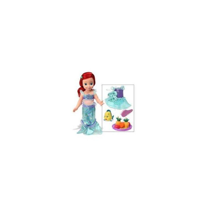 Playmates Disney Princess: Before Once Upon A Time- Ariel with Fruit Platter