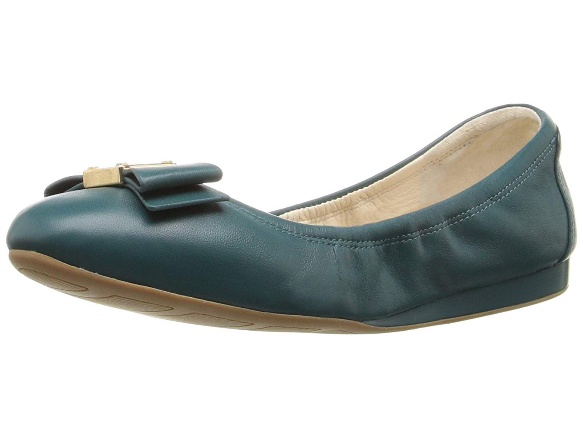 f2bfb410e3c8 Cole Haan Women s Tali Bow Ballet Flat