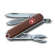 Victorinox Swiss Army Classic SD Pocket Knife, 2013 - Swiss Chocolate