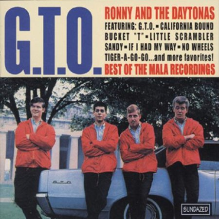 G.T.O. Best Of The Mala Recordings - Ronny &