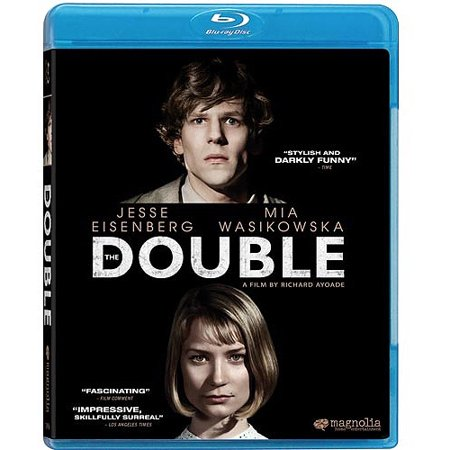 The Double  Blu Ray   Widescreen