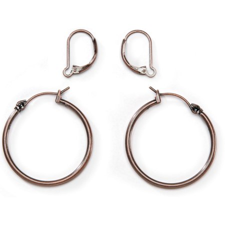Styled By Tori Spelling  Tm  Earring Findings Copper 2 Pkg