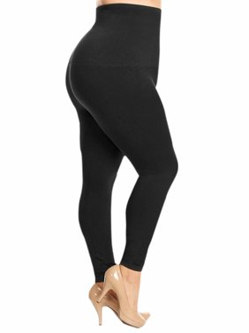 40624ac001c51 Product Image High Waist Compression Plus Size Leggings For Women