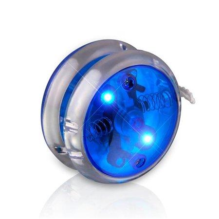 Blue Yo Yo Flashing Light Up Toys](Yoyo Toys)