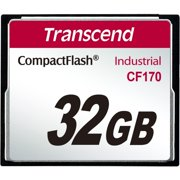 Transcend Information 32GB Industrial Temp CompactFlash Memory Card
