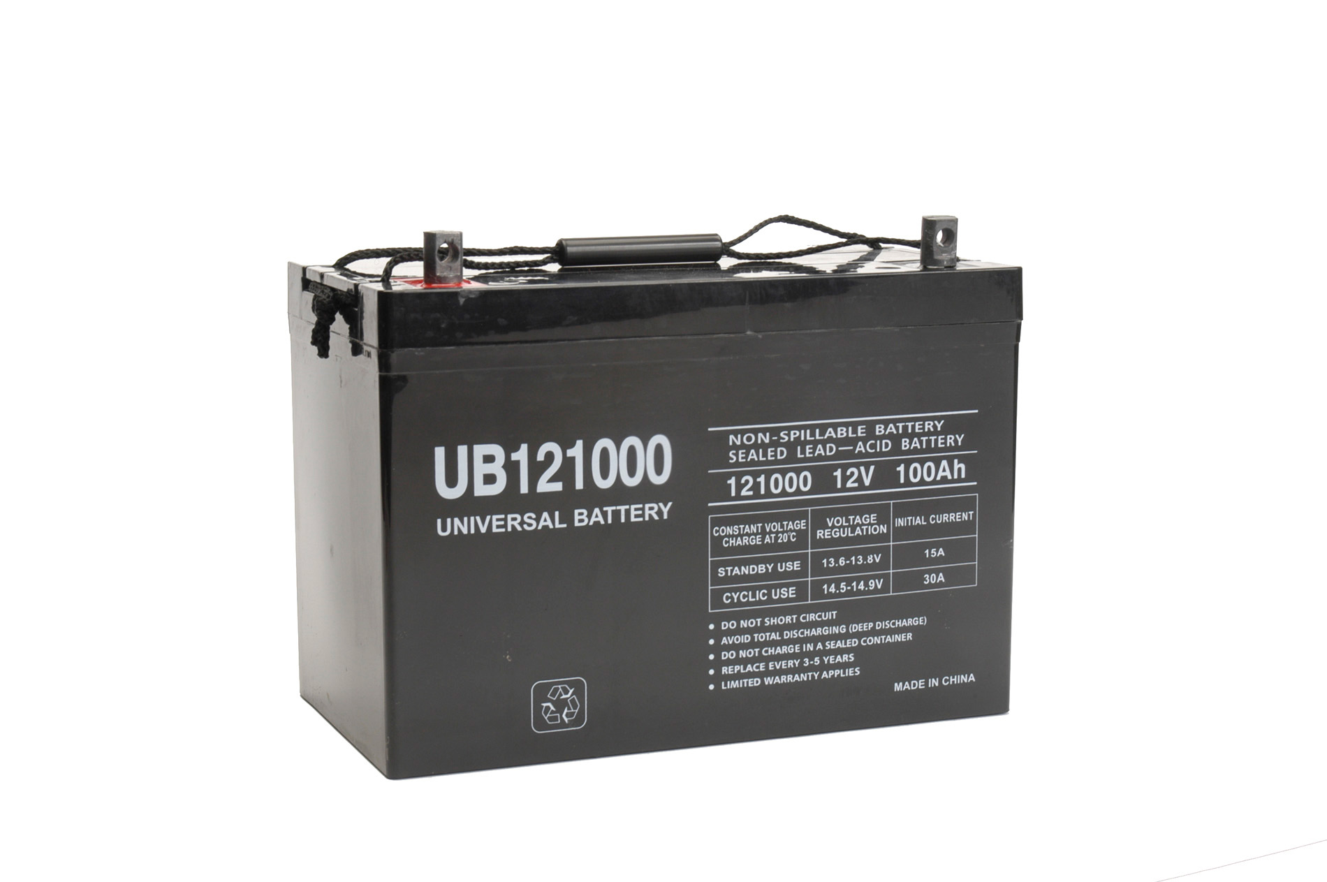 Upg 45978 Ub121000 Group 27 Sealed Lead Acid Battery 9v Regulated Power Supply Schematic