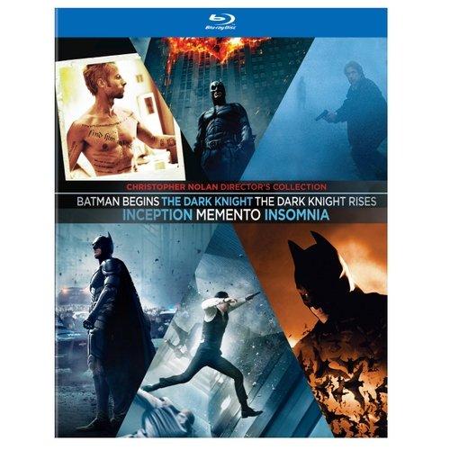 Christopher Nolan Collection (Blu-ray) (Widescreen)