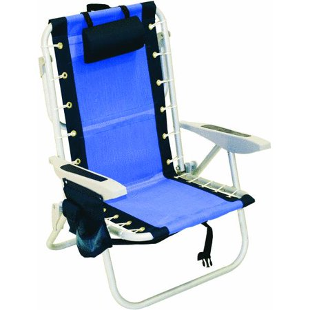 5 position backpack folding chair - Backpack chairs walmart ...