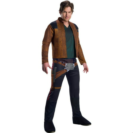 Solo: A Star Wars Story-Han Solo Mens Halloween Costume