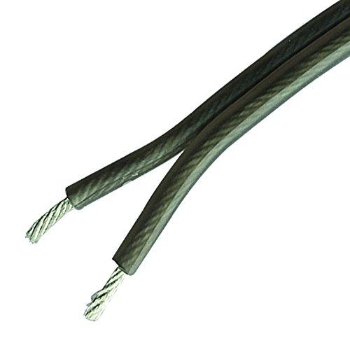 Stinger SHW510G Hyper Twisted Speaker Wire 50ft 10-Gauge Matte Gray