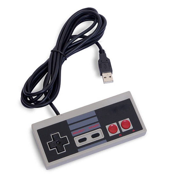 NES USB Classic Controller for PC, Laptop