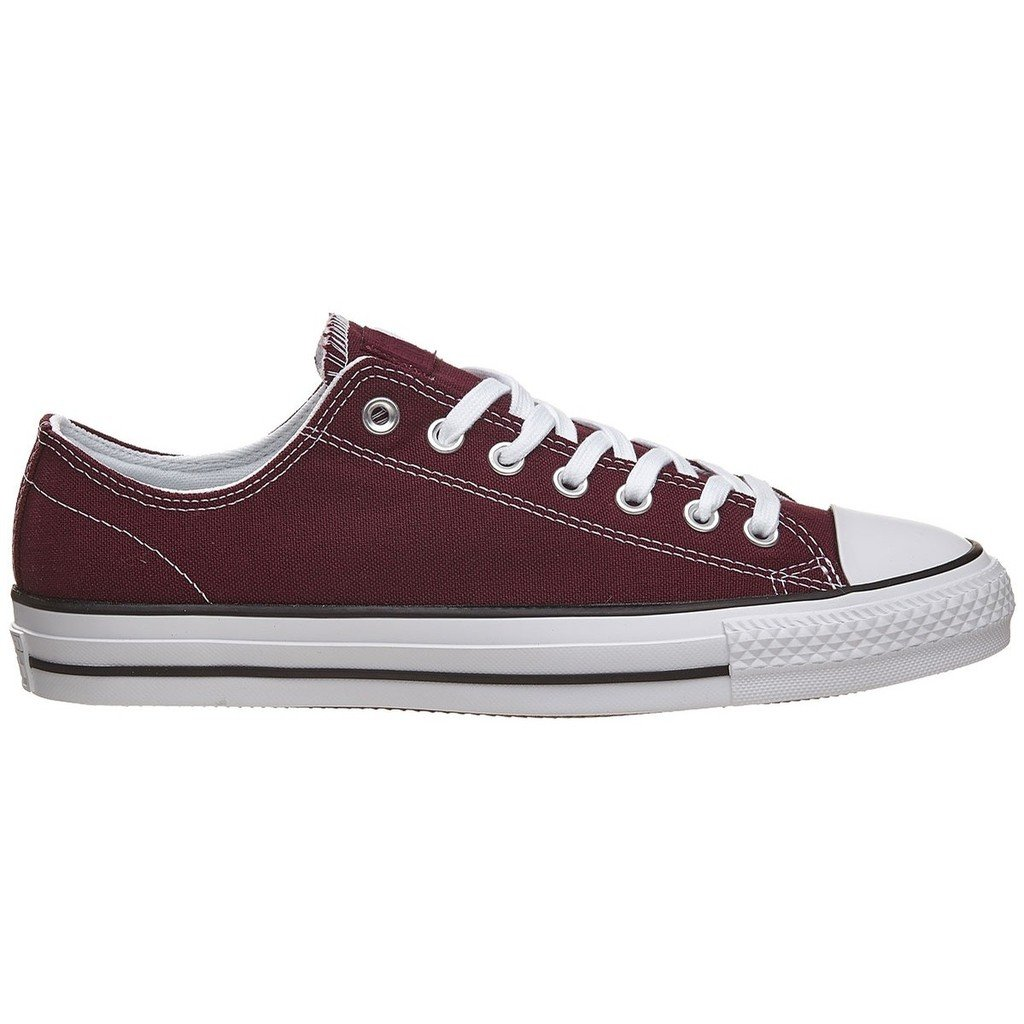 Converse 157595F : Chuck Taylor All-Star OX Unisex sneakers Dark Sangria by Converse