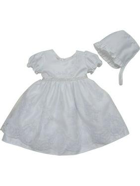 b244d21ac White Baby Girls Dresses - Walmart.com