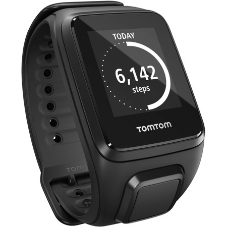 TomTom Spark Music Activity Tracker, Large, Black