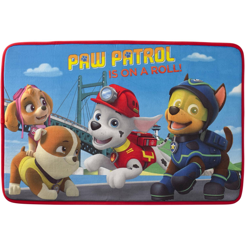 Nickelodeon's Paw Patrol Foam Bath Rug